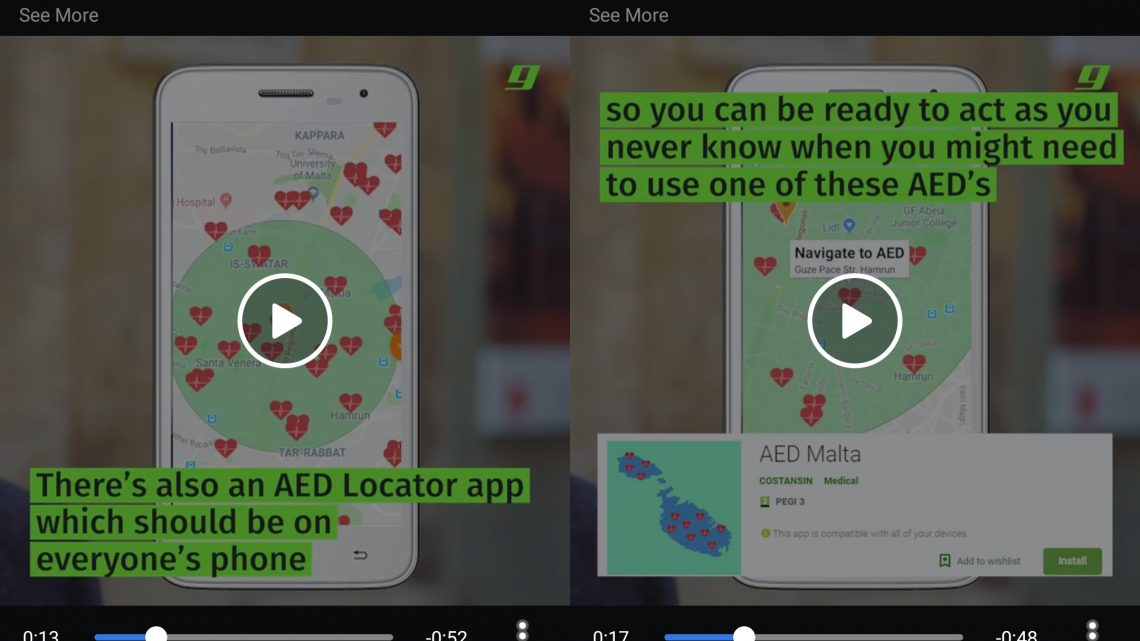 AED Malta Gadgets Feature