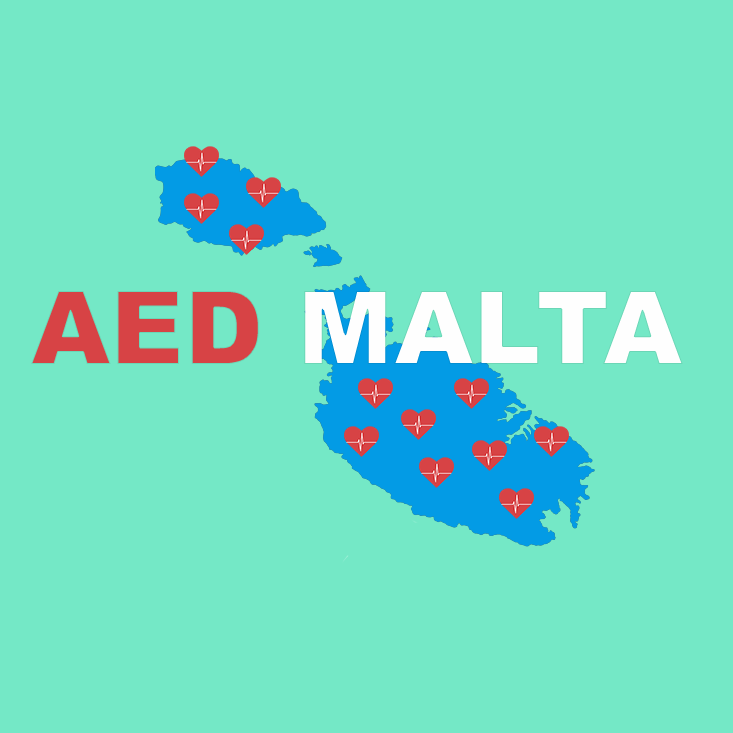 Digital Health: AED Malta